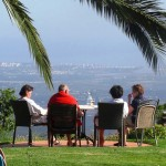 Prachtig uitzicht Atlantische Oceaan The Art of Joy Monchique Algarve Relax and Enjoy