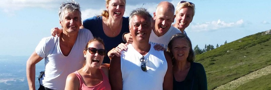 De Yogawandelweek, alleen op reis Algarve