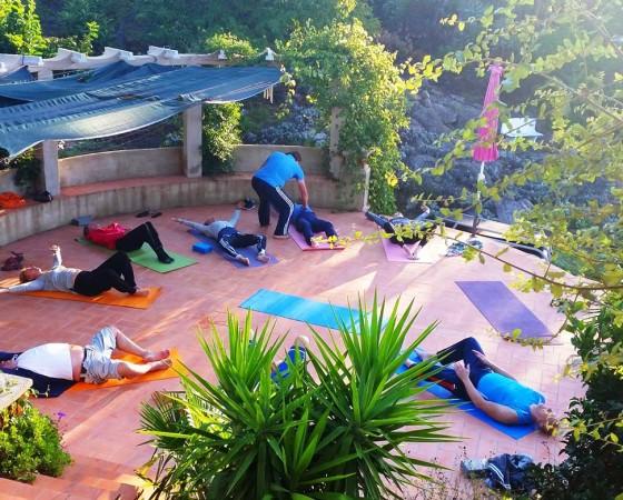 Wandelen, Yoga en op Adem komen