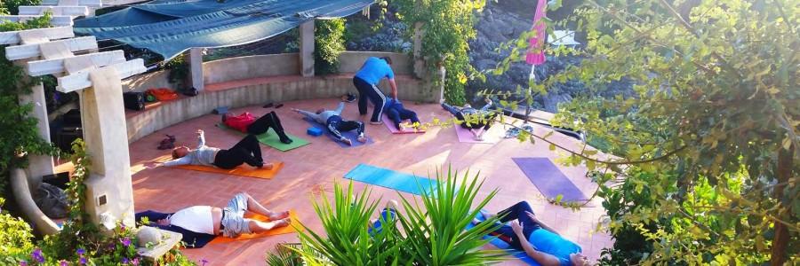 Wandelen, Yoga en op Adem komen I