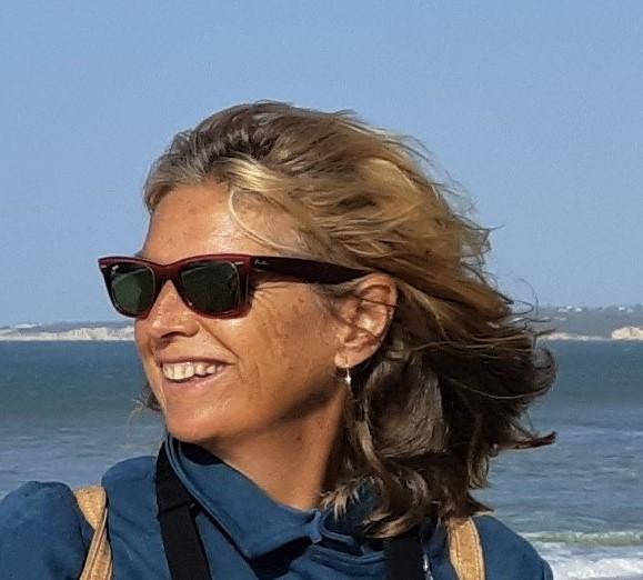 Anne, gastvrouw, wandelgids en wandelcoach Algarve