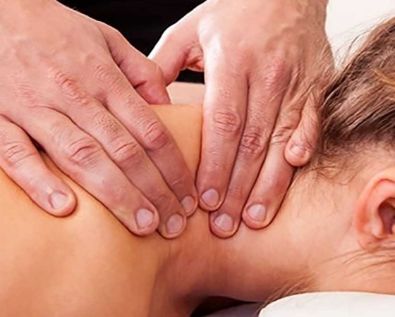 Weldadige Massage