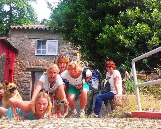 Handlezen en Wandelweek Algarve