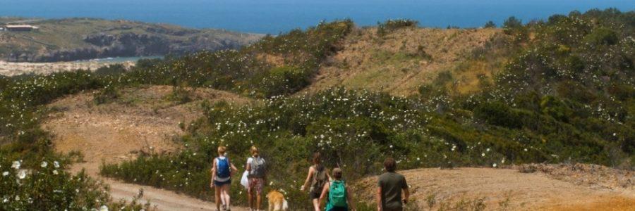 Handleescursus en Wandelweek Algarve