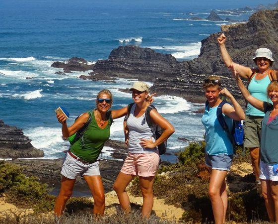 Yogawandelweek Algarve