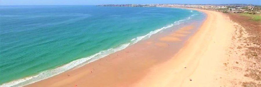 Waar is de B&B Meia Praia Lagos?