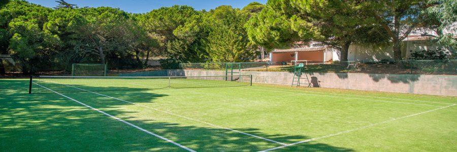 B&B met tennisveld Algarve