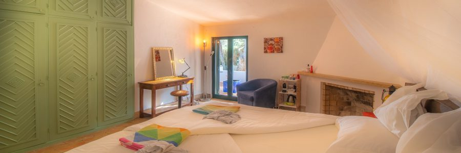 B&B kamers Algarve bij The Art of Joy