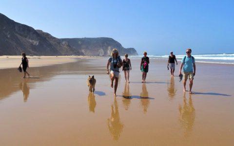 Dankbaar voor het Paradijs Meia Praia
